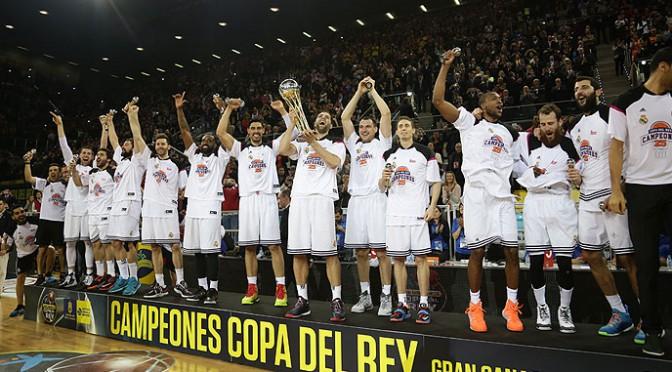 Final Copa del Rey: BARCELONA 71 – MADRID 77