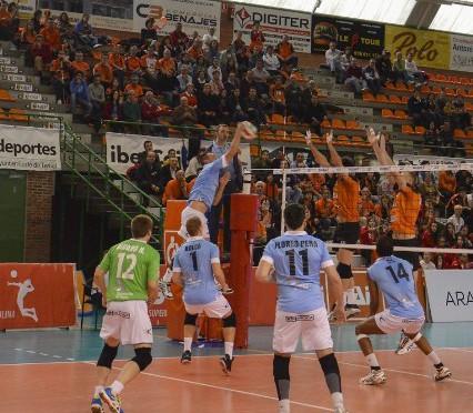 Llegan nuevas incorporaciones al CAI Voleibol Teruel