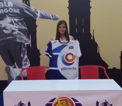 Laura Boix, tercer refuerzo para el Sala Zaragoza