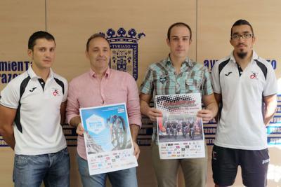 Presentado el Maratón BTT Ciudad de Tarazona y Campeonato de Aragón XCM