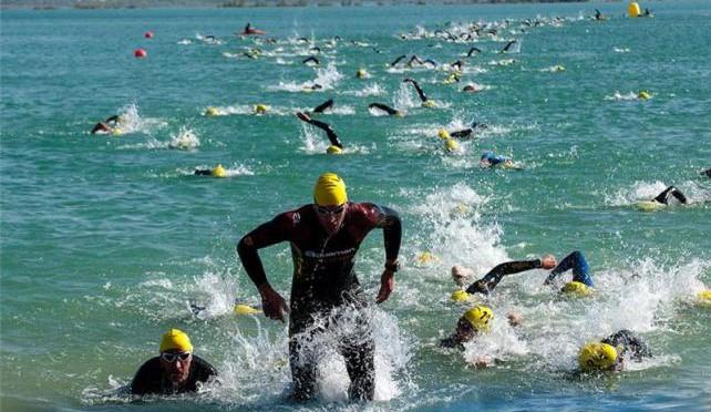 El Campeonato de Aragón de Triatlón Olímpico se disputa en Zuera