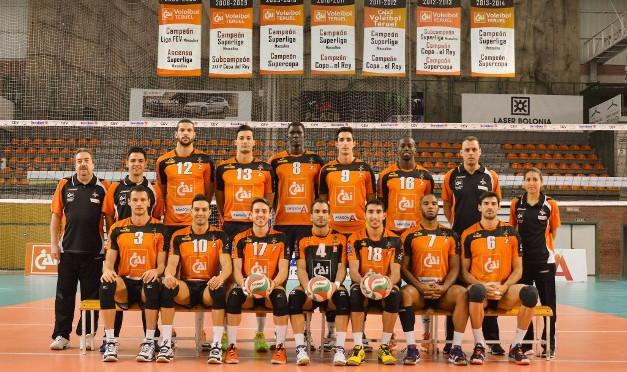 Encuentros amistosos del CAI Voleibol Teruel