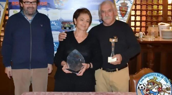 Gala Anual 2015 exítazo esquiador