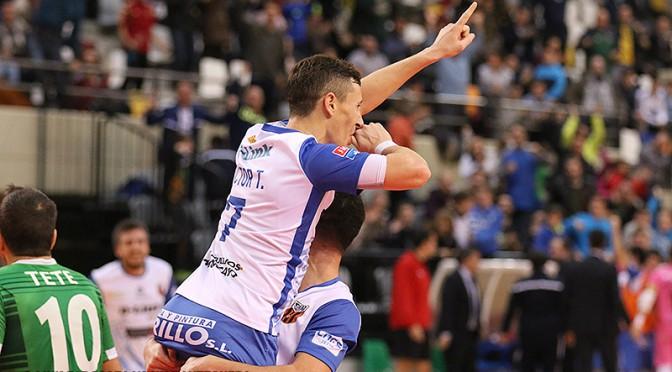 D-Link Zaragoza vence en Levante,  en un partido con alternativas (5-8)