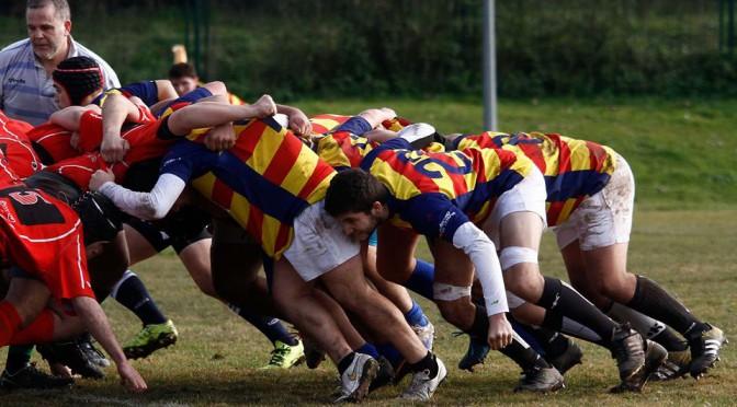 Todo el Rugby Aragonés para el próximo fin de semana: