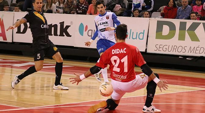 D-Link Zaragoza, quiere seguir sumando ante Peñíscola