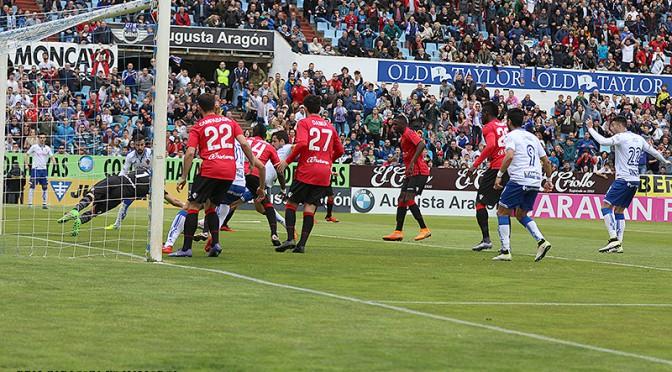 Dorca se reinventa y da el triunfo a su equipo ante el Mallorca (2-1)